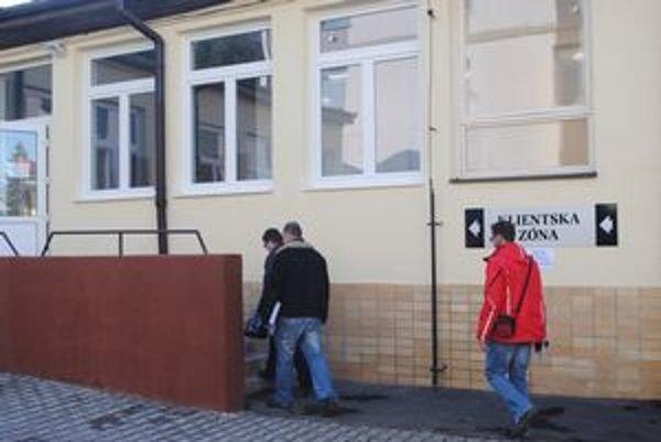 Klientske centrum na Hviezdoslavovej ulici. V Prešove sa budú podávať daňové priznania na tomto mieste.