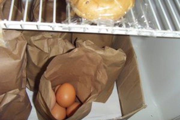 V súčasnosti sa cena vajec pohybuje od 1,45 do 1,70 eura za 10 kusov.