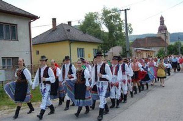Bajerovské Orolské slávnosti. Tento rok budú po jedenástykrát.