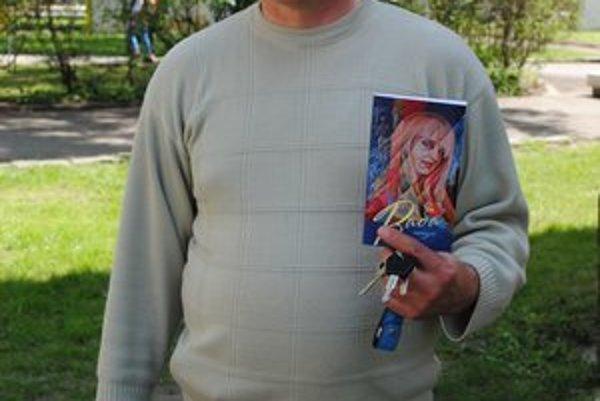 Vasiľ Kuzan predstaví najnovšie dielo.