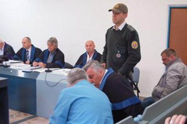 Prešovský okresný súd. 27. júna sa stane zrejme najstráženejším miestom v republike.