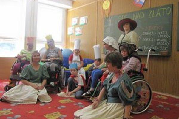 Deň otvorených dverí. Užili si ho aj v Spojenej škole Matice slovenskej v Prešove.