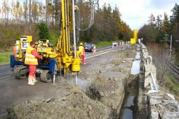 Cestári opravia úseky v Prešove a presunú sa do obcí.
