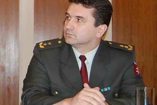 Dušan Sabol je novým prešovským krajským policajným šéfom.