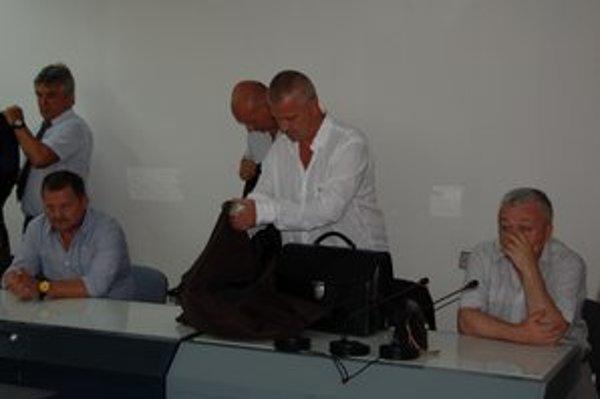 Maukš a Matula. Obaja obvinení tvrdia, že s Karcelovou vraždou nemajú nič spoločné.