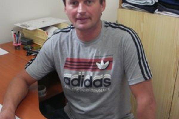 Marcel Pavlovský. Od novej sezóny bude asistovať Igorovi Libovi.