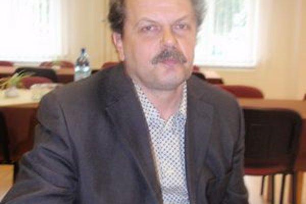 Ladislav Babuščák. Riaditeľ Úradu práce, sociálnych vecí a rodiny Prešov.