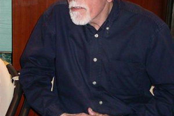Mikuláš Gajdoš, prešovský výtvarník.