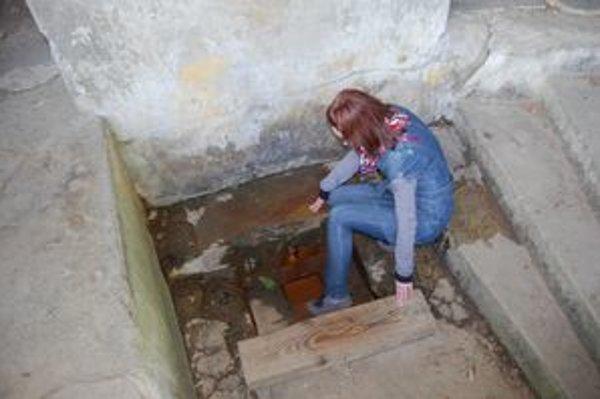 Minerálny prameň na Borkute. Prešovčania chodia na vodu do prírody čoraz menej.