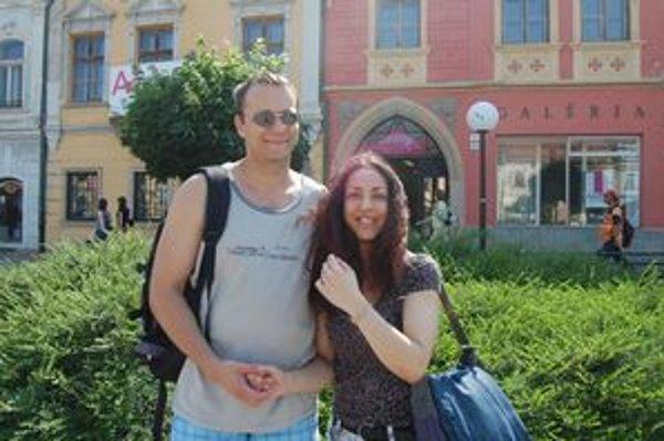 Milan a Milada z Prešova. Na speed dating by nešli, radšej by volili inú formu.