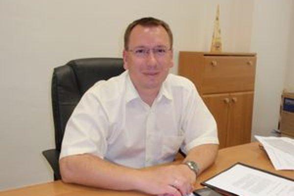 Marián Bača. Vedúci sociálneho odboru na MsÚ Prešov.
