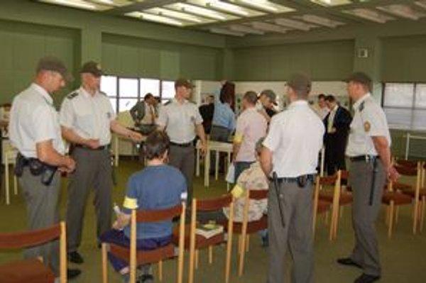 Proces v prešovskej väznici. Naposledy tu súd viedol pojednávanie voči Mikulášovi Černákovi.
