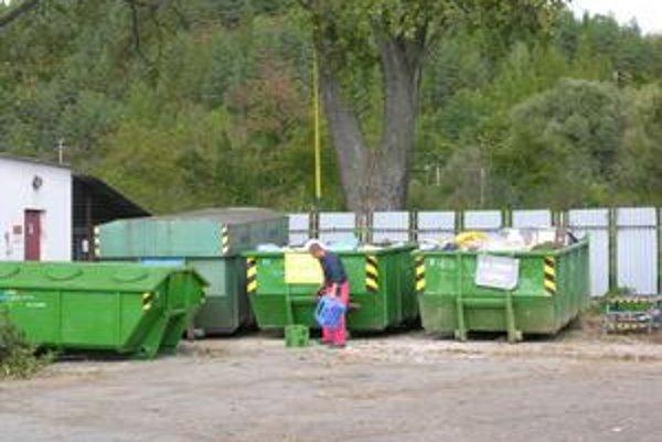 Medzi činnosti Technických služieb patrí aj odpadové hospodárstvo v Prešove.
