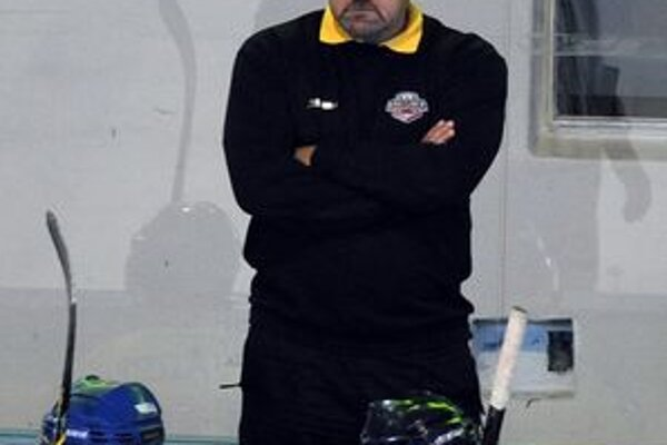 Peter Křemen. Tréner Prešova verí, že plány na Piešťany dnes vyjdú.