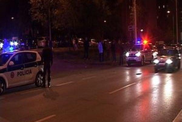 Smrteľná nehoda. Mladý vodič zrazil obyvateľa Sekčova.
