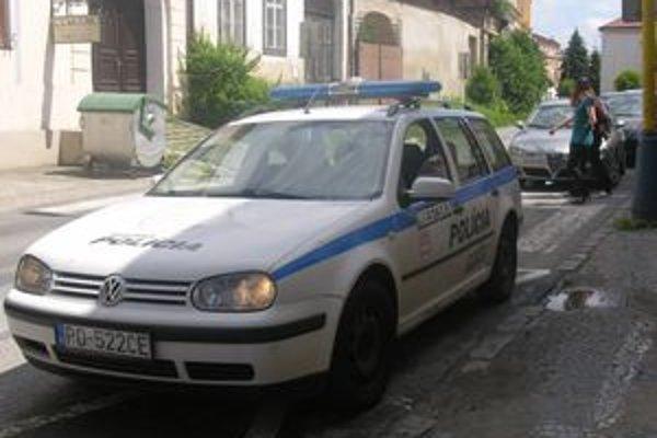 Mestská polícia. Prešov má v súčasnosti 75 policajtov.