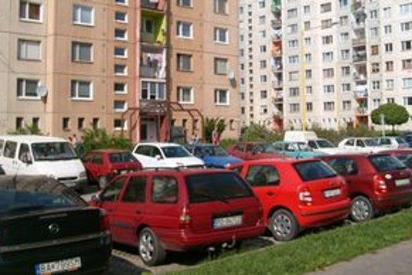 Zeleň chýba najmä Prešovčanom na sídliskách Sekčov a Šváby.