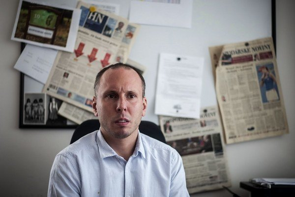 Český manažér, ktorý  na Slovensku pracoval pre tri významnejšie médiá.