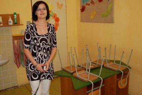 Mária Hrabčáková. Mladá učiteľka sa stala terčom útoku.