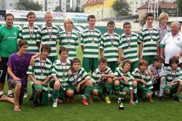 1. FC Tatran Prešov. V kvalitnej turnajovej konkurencii skončil tretí.