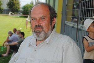 Jozef Petro. Starosta obce Drienov.