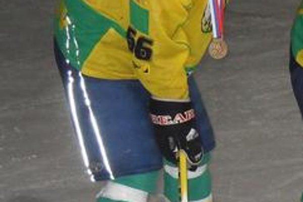 Kanonierka. J. Štofaníkovej sa v ostatných zápasoch strelecky darilo.