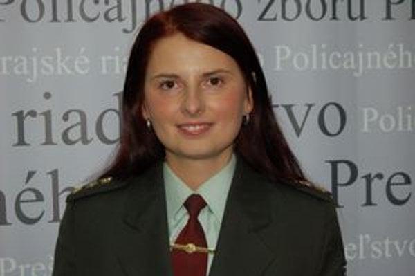 Nová hovorkyňa Jana Karnišová je v príbuzenskom pomere s prešovským krajským riaditeľom polície.