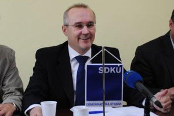 Ondrej Matej sa stal spoločným kandidátom prešovskej pravice na primátora.