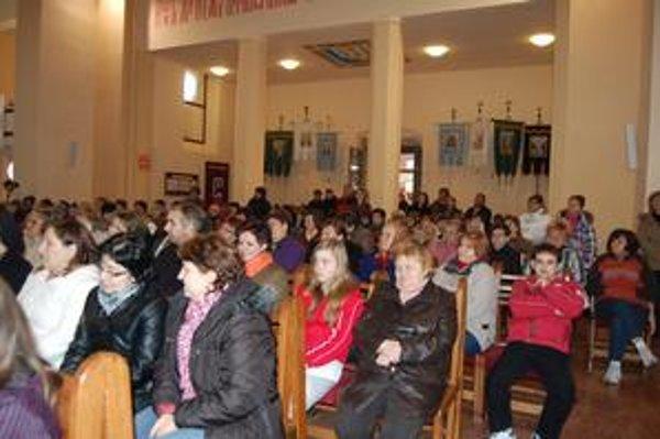 Púť matiek. V bazilike v Ľutine sa dajú získať plnomocné odpustky tak ako v bazilike Santa Maria Maggiore v Ríme