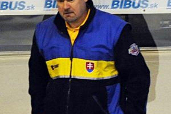 Peter Křemen, tréner predostrel zverencom jediný recept.