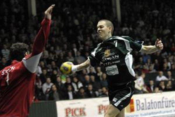 Michal Urban v Hamburgu zahral výborne, tréner mu verí aj zajtra.
