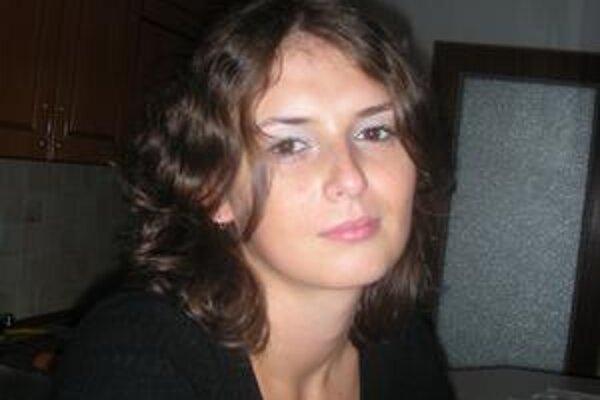 Júlia Palenčárová zo Bzenova. Život na dedine sa jej páči, ale podľa nej má aj nedostatky.