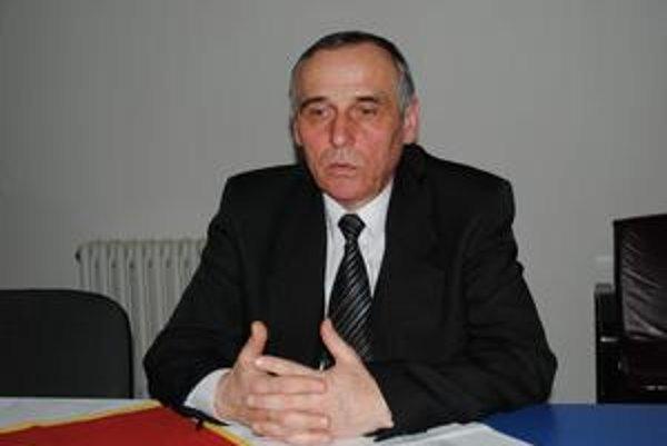 Mikuláš Drab. Primátor mesta Veľký Šariš.