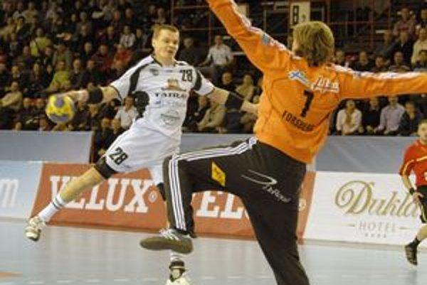 Radoslav Antl si v Budapešti znovu schuti zastrieľal, dal trinásť gólov.
