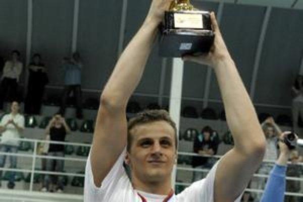 Rozchod? Ktovie, majstrovský pohár s Tatranom zdvihol Pekár možno posledný raz.