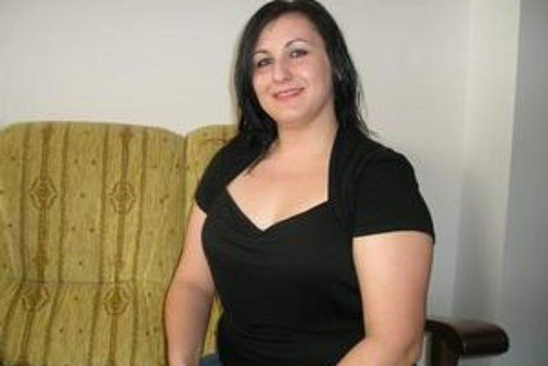 Stropkovčanka Natália Fecková.