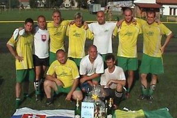 Prešovskí futsalisti to v Česku dotiahli vysoko.