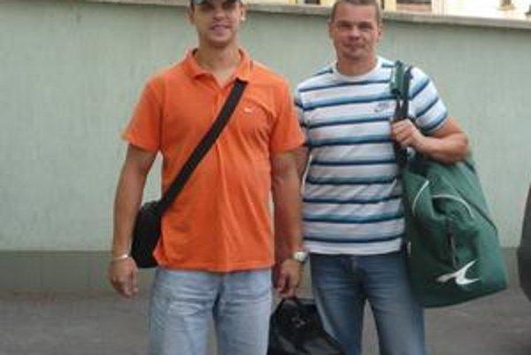 Stráňovský a Antl. Už sú zase spolu v jednom tíme.