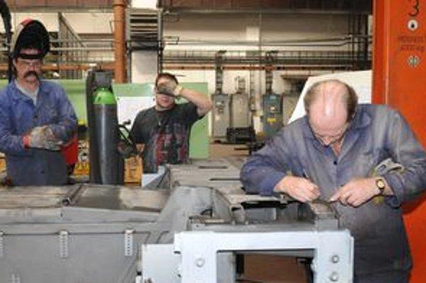 Strojárske fabriky by mali do Prešovského kraja priniesť okolo 500 nových pracovných miest