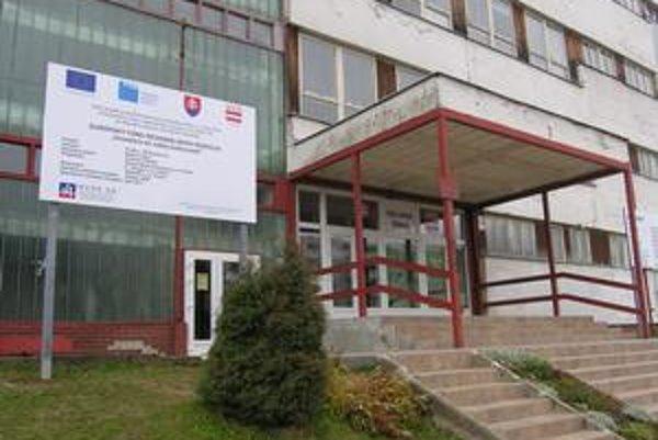 ZŠ Šrobárova bude zrekonštruovaná z európskych peňazí.
