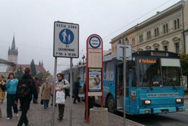 Kríza spôsobila, že nové trolejbusy sa tento rok už nekúpia.