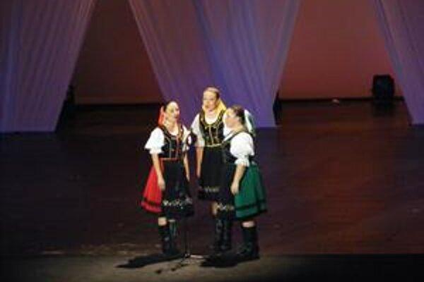 Predviedli svoje umenie. Výber spevákov na túto už tradičnú celoslovenskú súťaž sa konal formou regionálnych kôl. Organizujú prevažne na severovýchode Slovenska.