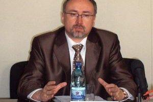 Rektor Prešovskej univerzity René Matlovič.