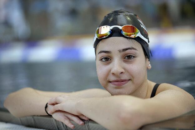 Yusra Mardiniová.