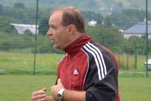 Tréner Borše Tibor Nagy. S mužstvom absolvuje kvalitnú prípravu.
