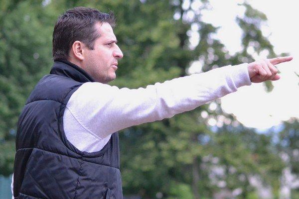 Nečakane odišiel. Tréner R. Žaludek zamieril do Kalše. FOTO: RA