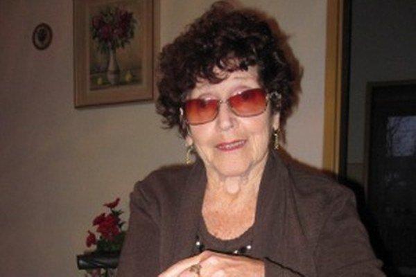 Ružena Becková prežila peklo koncentračného tábora.
