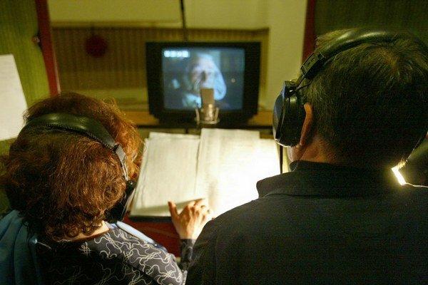 Pôvodná zvuková stopa filmu dostáva na Slovensku zabrať.