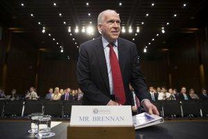 Riaditeľ CIA John Brennan.