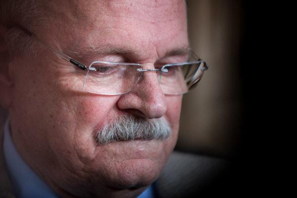 Exprezident Ivan Gašparovič.